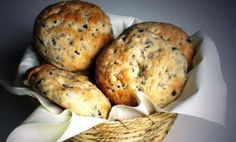 Panecillos de aceitunas, para pequeños gourmets - Recetín
