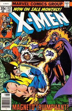 Cover for The X-Men (Marvel, 1963 series) #112 [Regular Edition]