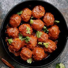 Creamy Coconut Milk Meatballs | Melissa Hartwig's Favorites