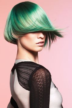 The It Hair Colour of Spring 2013 | see more inspiration on www.salonmagazine.ca