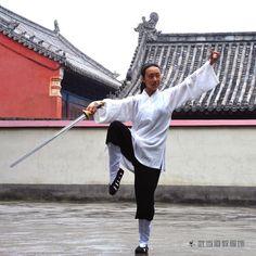 Chinese tai chi chuan