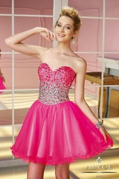 Estupendos vestidos cortos de 15 años | Moda 2014