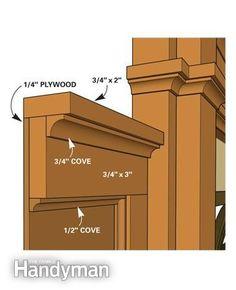 Install Wood Molding - Поиск в Google