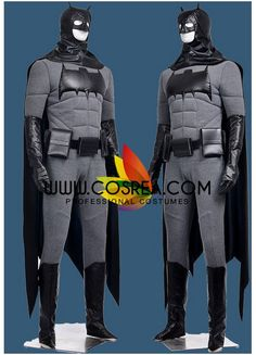 DC Batman Complete Cosplay Costume