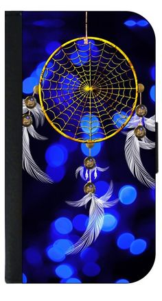 Dreamcatcher Apple iPhone 5, 5s Universal Black PU Leather Wallet Case with Flip Cover & Magnetic Closure. High Quality Faux Leather and Suede Wallet Case Compatible with the Apple iPhone 5, 5s Universal (Not Compatible with Apple iPhone 5c); Will Protect Your Phone From Scrapes and Damage. Manufactured in the U.S.A. Permanent, Bright Image-All Images Are Flat-No Textured Printing. Note to Our Customers: Max Wilder Inc. takes pride in offering quality and style combined. It is for this...