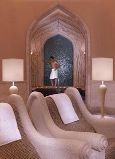 ShuiQi Spa & Fitness at Atlantis the Palm in Dubai.