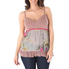 V-Neck Tank - Funky People - perfect for a music fest!