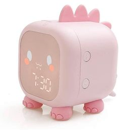 Kawaii Room, Kawaii Cat, Radio Alarm Clock, Digital Alarm Clock, Radios, Rose Gold Accessories, Boy Girl Bedroom, Bedroom Decor For Small Rooms, Clock For Kids
