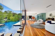 ♥ Wahroonga House by Darren Campbell Architect (6)