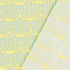 Tula Style – Flower 5 - Coton - vert menthe
