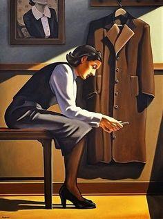 Reading and Art: Kenton Nelson