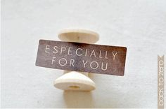 Especially for You by Rose Baker on Etsy
