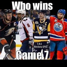 I love #game7.  Such a great place to be for everyone involved win or lose.  These opportunities don't come along to often throughout your lifetime. Who is going to embrace the moment?  Who you got tonight?  I am going with the #Caps & #Oilers.  #hockey #skate #hockeylife #powerofnow #zone  #selfmastery  #excellence #nhl #Game7 #selfmastery #pens #ducks #stanleycupplayoffs #AthletesHeart #VIKTRE