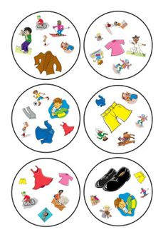 Dobble hobbies and clothes English Games For Kids, English Activities, Home Activities, Teaching English, Learn English, Kindergarten Art, Matching Games, Activity Games, Pre School