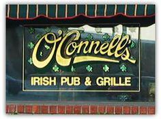 O'Connell's Irish Pub & Grill, Norman, Oklahoma.