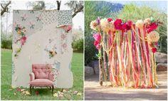 8 ideas originales para las flores de casamiento