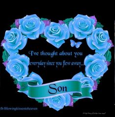 David, we are so blessed that you were our son. Godspeed, son. We love you.