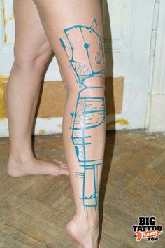 Grisha Maslov - Tattoo Innormizm - Colour Tattoo | Big Tattoo Planet