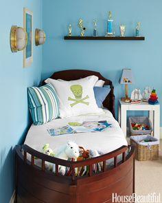 House Beautiful.Com inside a bright and airy east hampton home with a boho-chic twist