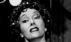 """""""All right, Mr. DeMille. I'm ready for my closeup.""""  Sunset Boulevard - Gloria Swanson."""