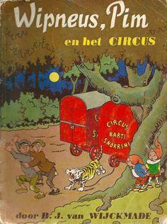 Wijckmade, B.J. van - Wipneus en Pim deel 13 en het circus