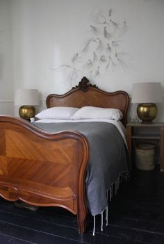 antique bed frame                                                                                                                                                                                 More