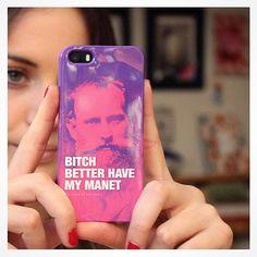 Nouvelles coques bien fistées sur madametshirt.com ! #manet #rihanna #desfistsetdeslettres #fistsetlettres #case #smartphone #peinture #art #pop
