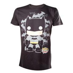 Funko Batman Graphic Art Official T-Shirt