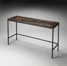 Muski Console Table