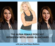 This week on the podcast I have supermom, 40 under 40 winner and accountant Annik Blanchard. We talk everything work/life harmony and more. Alpha Female, Super Mom, Health And Nutrition, How To Find Out, Interview, Stress, Notes, Medium, Check