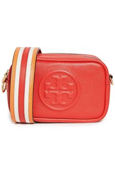 (This is an affiliate pin) Tory Burch Women's Perry Bombe Crossbody Bag