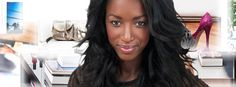 Hapsatou Sy : a business woman in beauty!