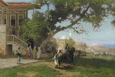 Brest, European Paintings, Ulsan, Manga, Islamic Art, Impressionist, Painting & Drawing, Istanbul, Landscape Paintings