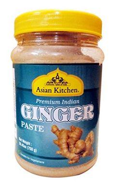 Asian Kitchen Ginger Paste 750g