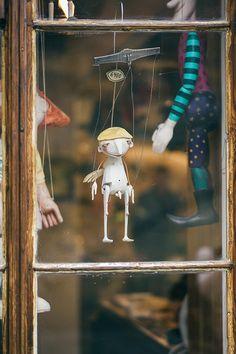 Marionette, Prague
