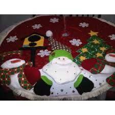 pies de arbol navideños - Buscar con Google Christmas Decorations, Christmas Ornaments, Holiday Decor, Sewing Hacks, Sewing Tips, Xmas Tree, Tree Skirts, Table Runners, Tinkerbell