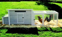 Groupon - Up to 47% Off Precision Pet Backyard Barn Chicken Coop or Pen Add-on. Free Shipping.. Groupon deal price: $89.99