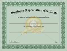 Certificate Of Appreciation Templates Free Download Pincertificate Template On Award Certificate Template .