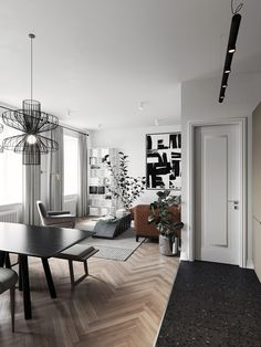 3 Homes Inspired by Different Takes on Nordic Interior Design Themes Interior Design Videos, Nordic Interior Design, Studio Interior, Classic Interior, Minimalist Interior, Apartment Interior, Scandinavian Interior, Best Interior, Living Room Interior