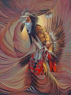 As Cores Da Arte: Ricardo Chavez-Mendez Curvismo