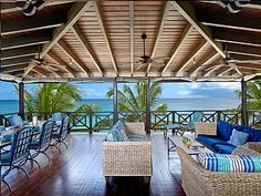 Beach house in Barbados