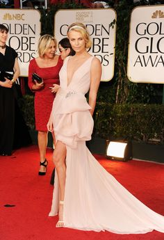 The House of Fabulous: 2012 Golden Globe Awards: Best Dressed Divas