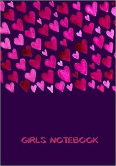 54264d143cde1 Girls Notebook  Composition notebook Journal for Girls