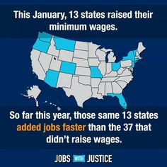 States pushing the ideas of democrats show the nation how it's done!! But Look What Happened In Wisconsin...