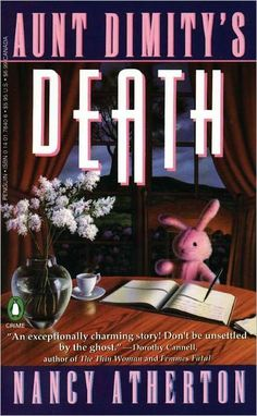 Aunt Dimity's Death (Aunt Dimity Series #1). Light-hearted & fun.