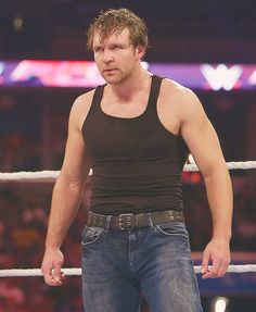 I just love Dean in those jeans!
