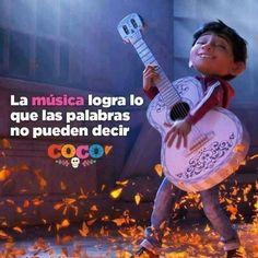 Nuestro amigo músico Miguel, lo sabía bien. La #música 🎶 puede conseguir aquello que no nos llegamos a imaginar 🎸