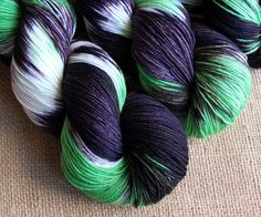 GnomeAcres, Inc. - Betelgeuse - Fingering / Sock Yarn, $24.00…