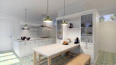 Country style kitchen by MRS - Interior Design & Real Estate Image Consulting