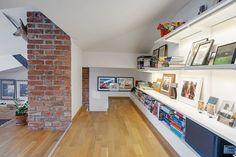 FOTOGRAFIE: Mezonet s nádychom retra - tak by mohol vyzerať dokonalý byt. Inšpirujte sa - Nehnutelnosti.sk